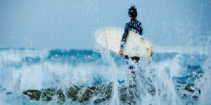 Surfing the Waves of Disruption